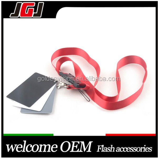 3in1 Black White Gray Balance Card 18% Gray Card for Canon 60d 70d 600d 650d 700d d90 d7000 D7100 Photo Studio Accessories