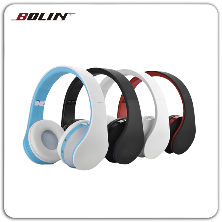 Stereo Music Noise Reduction Music Colorful Cheap Bluetooth Headphones