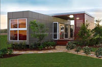 Modified dry cargo container homes for sale
