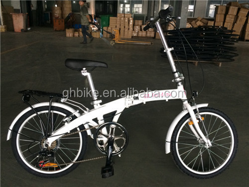 20 inch folding bicycle mini bike 6 speed aluminum frame bicycle