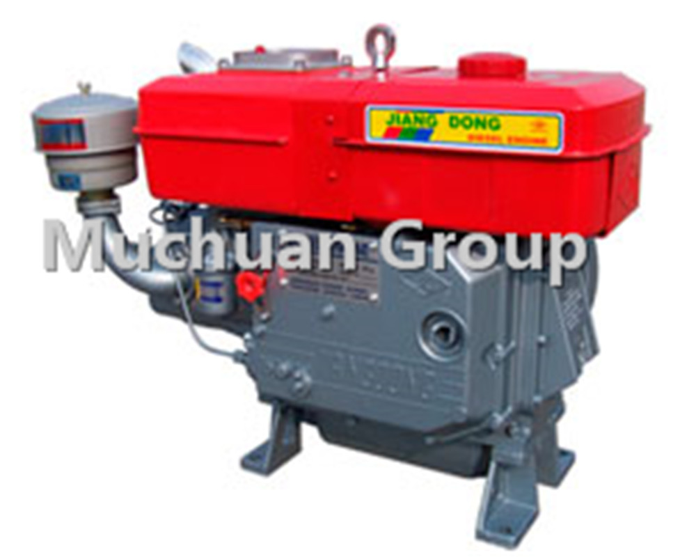 JD TYPE S1100 S1100WP jiangdong brand SINGLE CYLINDER diesel engine