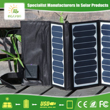 Factory price Photovoltaic technologies sunpower folding solar panel