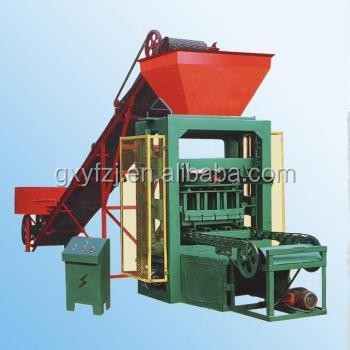 Good Quality Factory OEM Small Soil Brick Making Machine