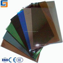 4mm 5mm 6mm reflective paint glass