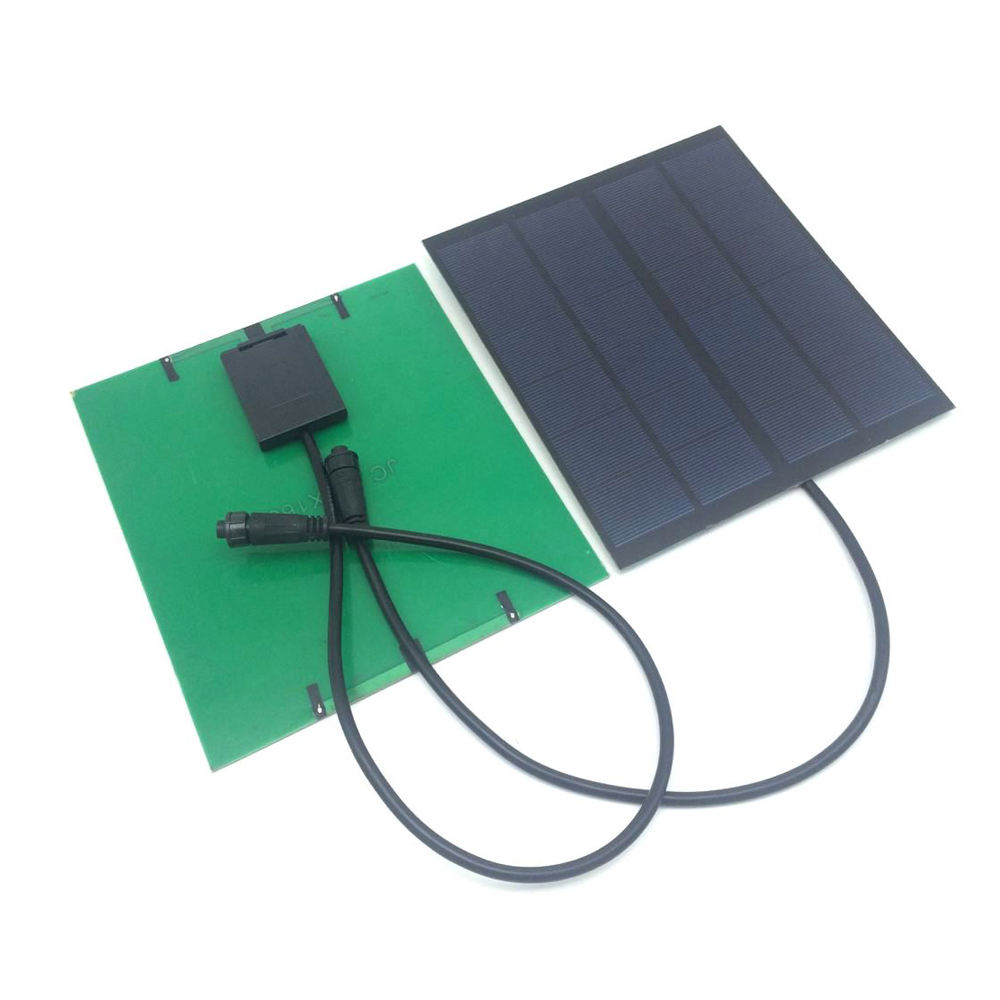 Wholesale Solar Panels For Toys Online Buy Best Panel Cell 6v 1w Polycrystalline Portable 110x60mm 800ma High Efficiency Pet Lamination Mono