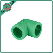 2016 hot sale hdpe pipe fittings 90 degree elbow , 90 degree elbow , PPR elbow fitting