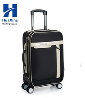 Factory supplier travelmate Nylon oxford luggage soft luggage suitcases