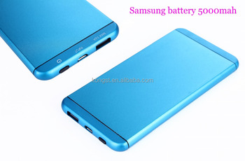 Quick Charge Super Slim Power Bank 5000mah with Samsung Battery