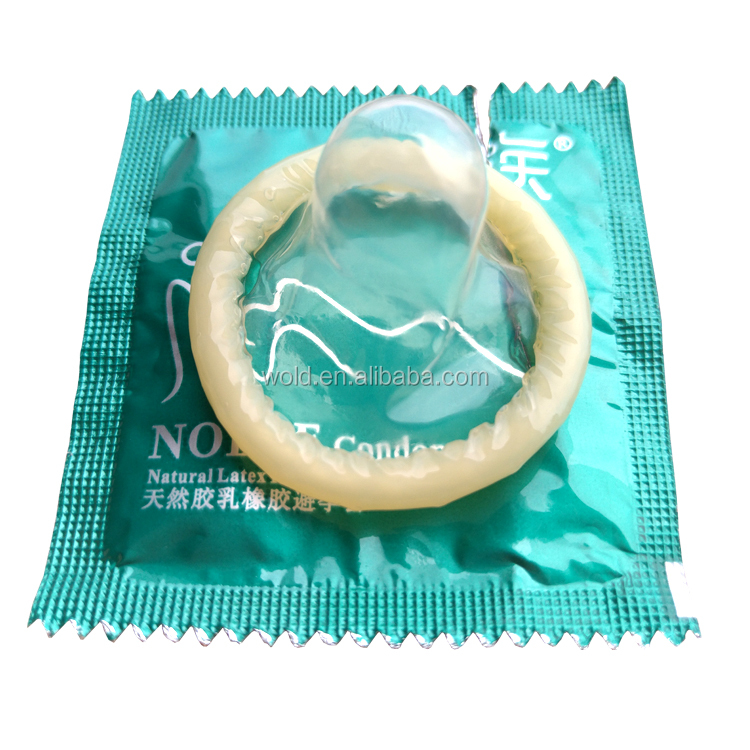 Natural latex rubber male sex long time condom