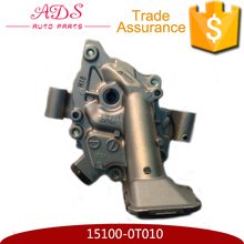 Auto spare parts hot sales gear oil pump oil for yaris/vois/corolla OEM:15100-0T010