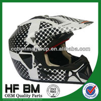 Off-road helmets helmets with dot printing