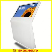 42 inch wall mount flexible led touch screen display