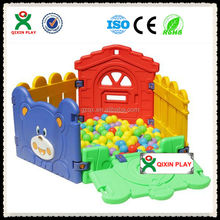 Fine quality indoor adventure playground/backyard playground set/Outdoor playground tiles/QX-159G