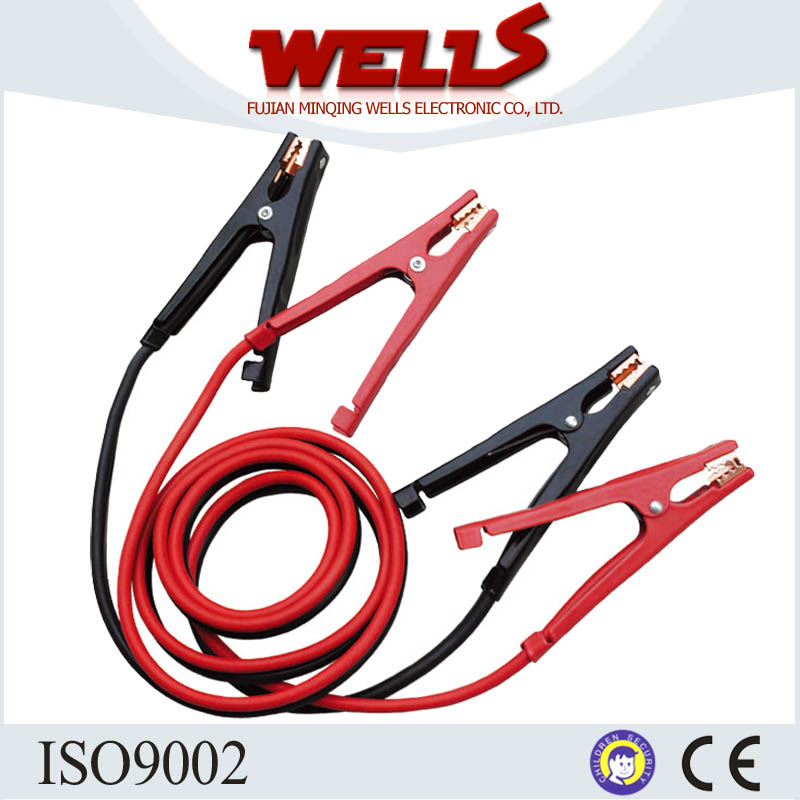 Emergency Insulated Chargeable Battery Power Booster Jumper Cable for Car