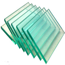 2017 New Style 4mm 8mm Tempered Standard Size Clear Float Building Glass Price