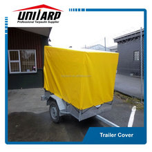 Reusable Waterproof Cargo Boat Trailer Cover