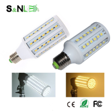 2015 New Products plastic cover CE rohs 25w e27 led corn lighting bulb