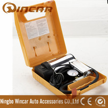CE Approve 80PSI DC 12V Car Air Compressor Pump By NingBo Wincar