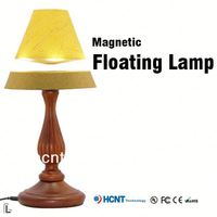 2013 New design !Magnetic floating lamp ,carbide lamp