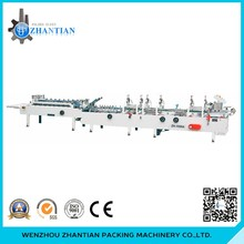 Zh-1000A High Speed Industrial folding gluing machine