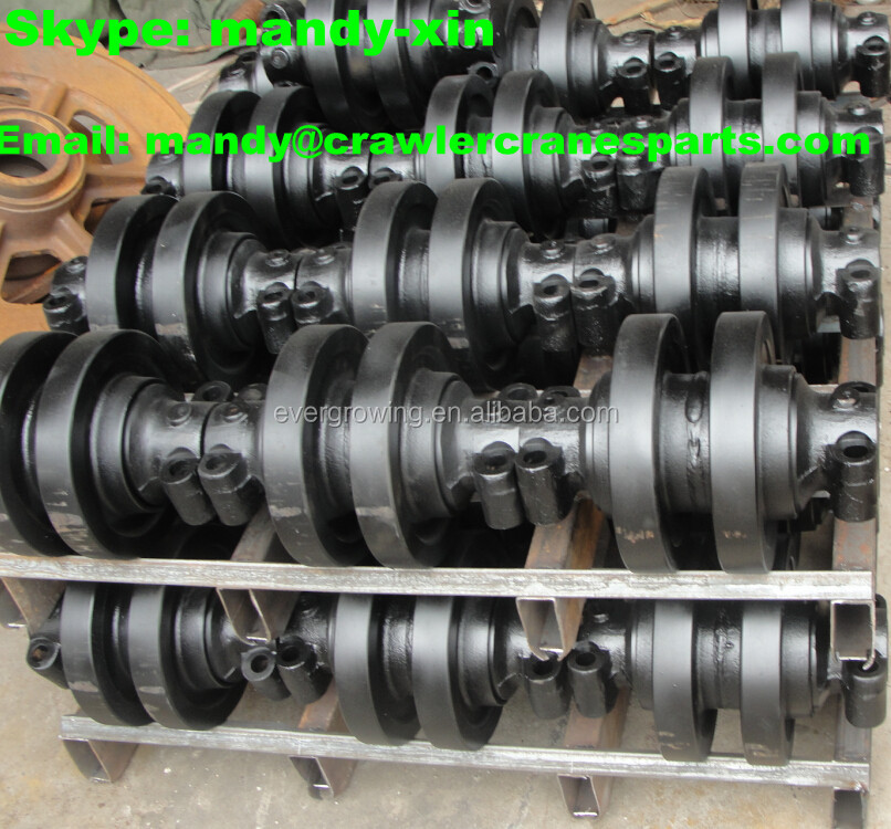 Bottom Roller for HITACHI KH125 Crawler Crane Undercarriage Parts