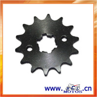 SCL-2013010877 Sprocket of Motorcycle Spare Parts for YBR125
