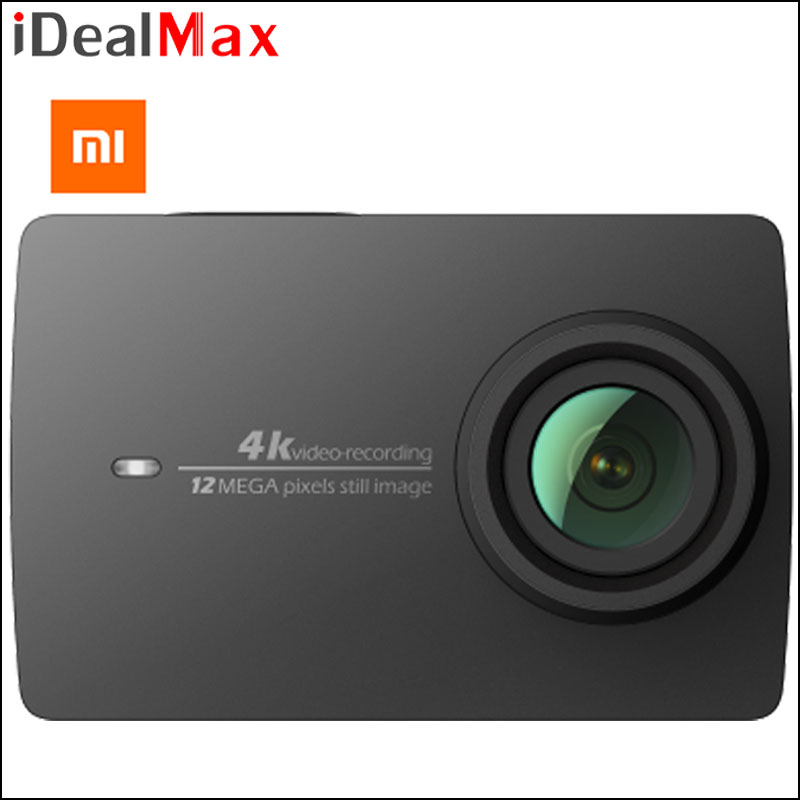 "New Original Xiaomi Yi 4K Action Camera 2 II 2.19"" Retina Screen Ambarella A9SE75 XiaoYi 2 Sport Camera"