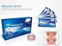 TEETH WHITENING Light Mint Flavor Strips