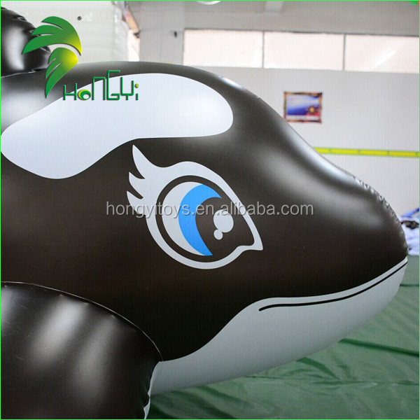 Helium Inflatable Fish Model / Giant Air Whale Shark Balloon / Inflatable Whale for Activity Display