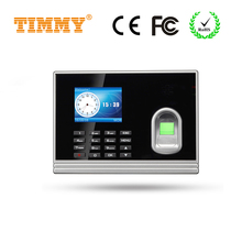 TIMMY Biometric Security Fingerprint Time Attendance and Access Control System
