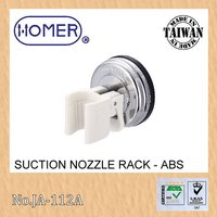 bathroom accessory, shower head, suction pad shower nozzle rack