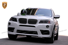 X3 car bodystyling fit for BMW X3 E83 body kit body tuning m tech style