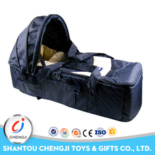 Cool design basket cotton portable baby travel cot