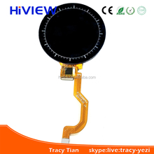 IPS LCD Dislay panels 1.22 inch round lcd screen,all viewing LCD Module 1.22 round tft screen with touch panel LCM