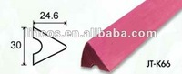 billiard cushion rubber