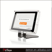 Customized acrylic tablet display security stand