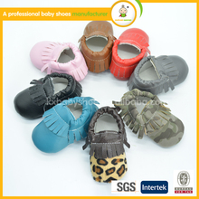 2015 new fashion spanish patterns soft sole girl dress baby shoes