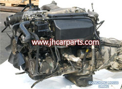 SSANGYONG MUSSO used engine / OM662