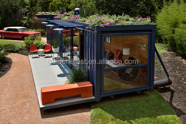 easy install container cafe