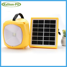 With fm radio, mp3 player and mobile phone charger, LED Solar Lantern