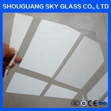 High Quality Clear Fiber Sheet Glass Price/Sheet Glass Packing