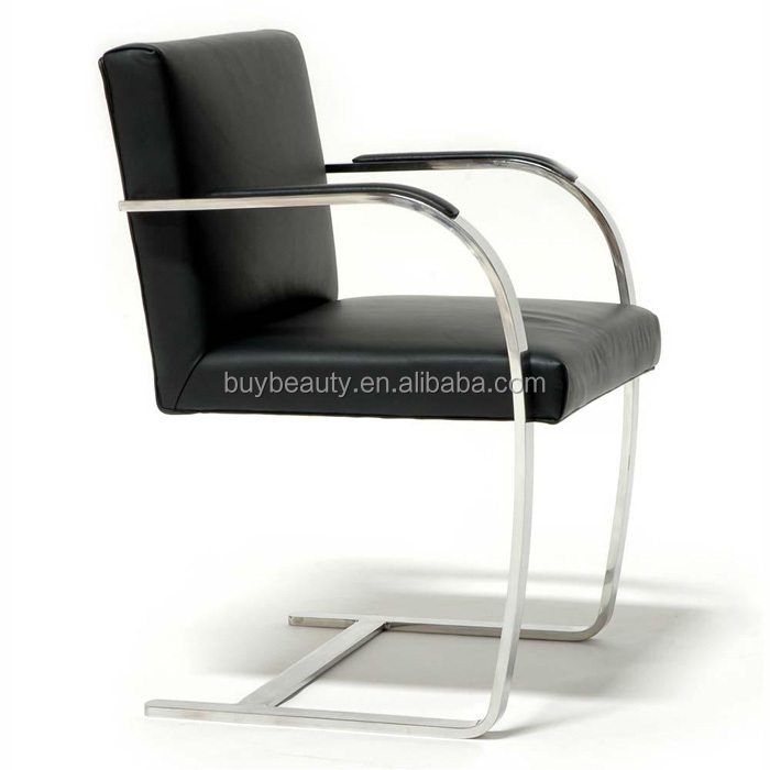 leather ludwig mies van der rohe brno chair