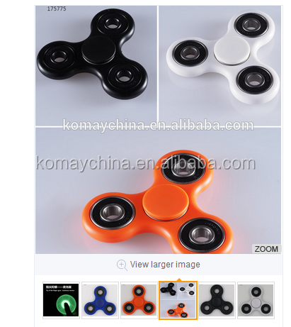 Komay High quality Promotion Gift Bat Shape Hand Spinner Fidget Spinner K3