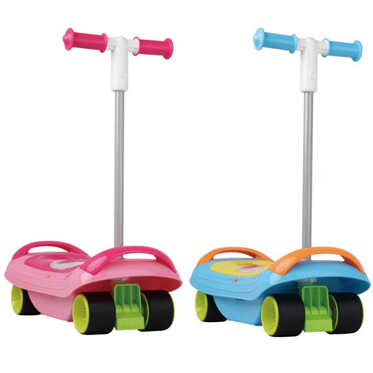 Learning fun ride on car 2016 multifunctional scooters for kids