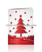 2013 Christmas greeting cards,music birthday card,talking birthday cards
