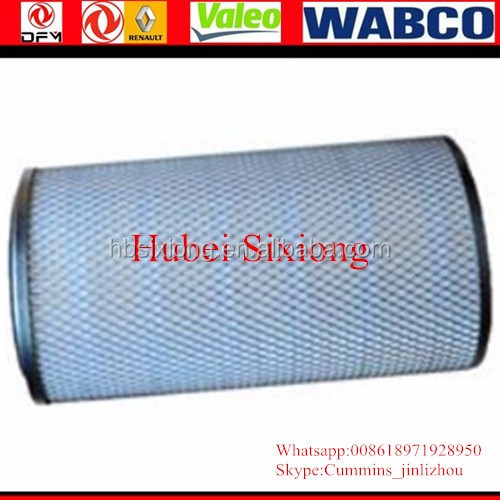 Diesel engine parts air filter for car made in China truck air filter C3970588 the truck air filter