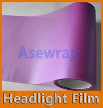 Professional cat eye headlight protection film With Good Service