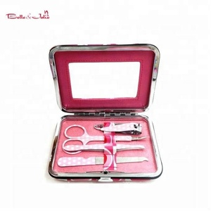 Nail Care Tools and Equipment Fashion Manicure Set
