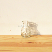 Wholesale mustard powder glass bottles