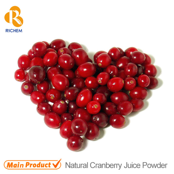 Factory price 100% Natural extracts Cranberry Extract 5%, 15%, 25%, 30%, 50% Proanthocyanidins/Anthocyanins